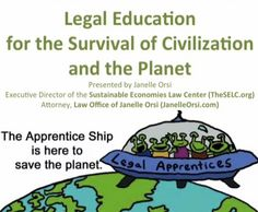 What is the future of our economy, legal education, and the legal profession? And what is the role of legal apprenticeship in this transformation? Here it is, summed up in a 10-minute cartoon-packed talk at Stanford Law School