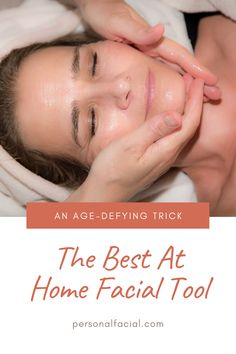 Keep your skin healthy, glowing, and youthful with your own professional quality facial tool. The best anti-aging product available. Anti Aging Facial, Best Anti Aging, Anti Aging Skin Care, Best At Home Facial, Skincare For Oily Skin, Mask For Dry Skin, Sagging Skin, Skin Care Tools, Skin Care Remedies