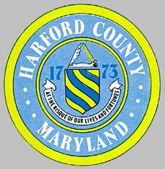 Harford County Seal