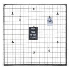 Pêle-mêle photo en métal 61 x 61 cm MOODBOARD | Maisons du Monde