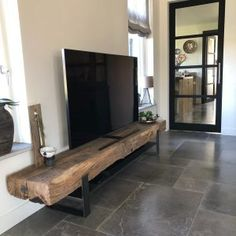 Tv Furniture, Diy Furniture Plans Wood Projects, Furniture Design, Woodworking Inspiration, Home And Living, Living Room Decor, Bedroom Decor, Sweet Home, New Homes