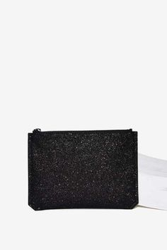 Nasty Gal Double Trouble Pouch Set - Black Magic