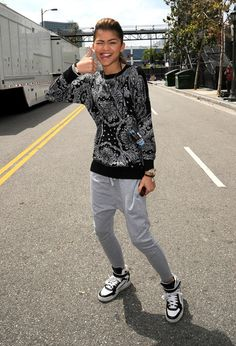 Zendaya Coleman Pictures - MTV Movie Awards Rehearsals - Zimbio