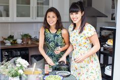 Hemsley & Hemsley's cucumber and dill salad will be your healthy go-to, all summa long. http://www.thecoveteur.com/summer-salad-recipes-fennel-cucumber-hemsley-hemsley/