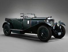 1930 Bentley Speed Six Le Mans Tourer (© JD Van Zyl) Grocery Getter!