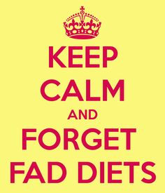 Here are my thoughts on dieting! http://ginafatacoaching.com/blog/health/my-thoughts-on-dieting/