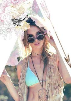 Boho #hippie #fashion #photography #art