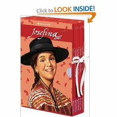Josefina Boxed Set with Game (American Girl): Valerie Tripp, Jean Paul Tibbles: 9781593697853: Amazon.com: Books