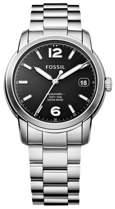 Is Fossil Ready For An $895 Swiss Automatic Watch?