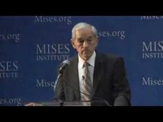 Like, share, subscribe & comment! - http://www.RonPaul.com - http://www.Mises.org    Facebook: http://www.facebook.com/ronpauldotcom    Backup YouTube channel: http://www.youtube.com/subscription_center?add_user=ronpaulcom    Email updates: http://www.RonPaul.com    01/26/2013    Ron Paul is America's leading voice for limited, constitutional government, ...