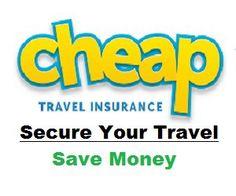 Compare Cheap Travel Insurance