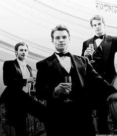 The Originals - TVD (the hot boys hihi)