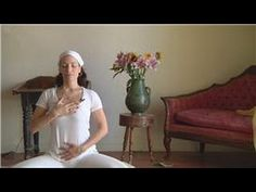 Kundalini Yoga : Kundalini Yoga Breathing Exercises - YouTube
