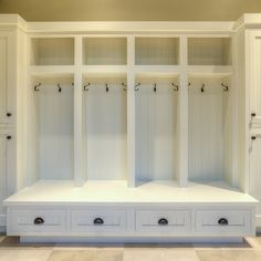 Mudroom Built Ins Design Ideas, Pictures, Remodel, and Decor - page 6