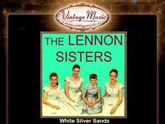 The Lennon Sisters - White Christmas - From LP - YouTube
