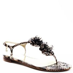 fa091500a63975 Guess Footwear - Artly 2 Flat - Natural Multi Synthetic