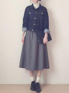 MAYUKO|l'atelier du savonのスカートを使ったコーディネート - WEAR