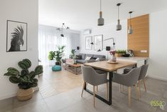 #essa #livingroom #salon Living Room Kitchen, Dining Room, Entryway Ideas, Studio Ideas, Decoration, Office Desk, Smartphone, Interiors, Bedroom