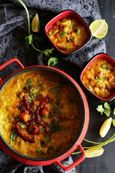 Learn how to make Khatti-Meethi Lauki Dal ~ One pot sweet and sour bottle gourd lentil soup A week before the madness of Christmas hol. Veg Recipes Of India, Veggie Recipes, Indian Food Recipes, Vegetarian Recipes, Cooking Recipes, Healthy Recipes, Ethnic Recipes, Food L, Vegan Food