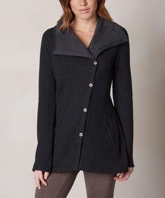 Take a look at this prAna Black Milana Jacket today!