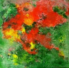 colorful poppies- paintings - Yahoo Image Search Results