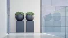 Pure range of Planters From primeropots.com