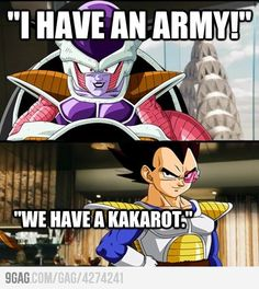 Agreed, and Vegeta becomes a great friend of his!