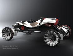 Michelin Challenge Design Baja 1000 Buggy concept '09