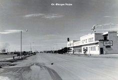 Calle en Cd. Obregon Sonora Mexico