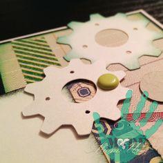 #3d #creativcards #handmade