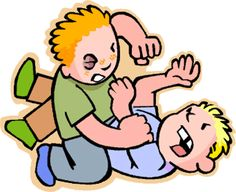 no fighting clipart - Google Search