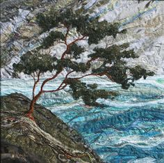 Arbutus #4 by Lorraine Roy.