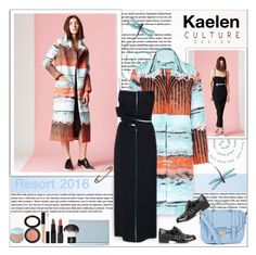 """""Kaelen"" resort 2016"" by alves-nogueira ❤ liked on Polyvore featuring Kaelen, Dolce&Gabbana, Shiseido, women's clothing, women's fashion, women, female, woman, misses and juniors"