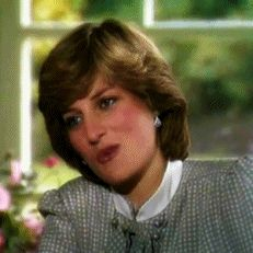 July 28, 1981: Prince Charles & his fiance, Lady Diana Spencer in the Summer House Buckingham Palace being interviewed before their wedding.
