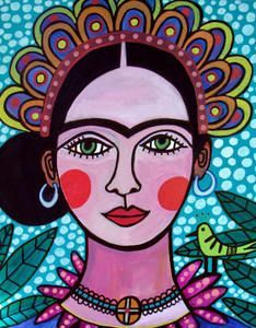Resultado de imagen para collage frida kahlo vintage