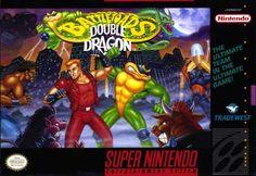 Battletoads Double Dragon (SNES, 1993)