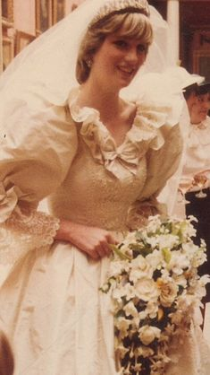 July 29, 1981: Prince Charles marries Lady Diana Spencer at Saint Paul's Cathedral.