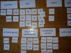 Signaalwoorden leren herkennen. Gratis download