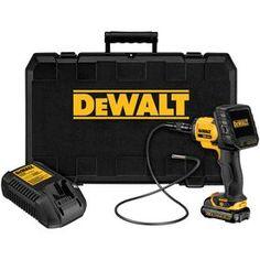Dewalt Digital Video Inspection Camera Dct412s1