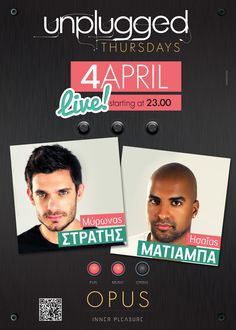 Myronas Stratis & Isaias Matiamba Live @ Opus Live Events, Good Music, Idol, Fun, Funny