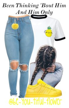 """""""Him--"""" by be-you-tiful-flower ❤ liked on Polyvore featuring Miss Selfridge, adidas and M&Co"""
