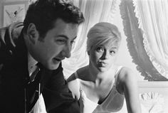 Michael Winner directs English actress Diana Dors in a bedroom scene for the crime drama 'West London, January Get premium, high resolution news photos at Getty Images Diana Dors, French New Wave, Oliver Reed, Julie Christie, Opening Credits, Sean Connery, English Actresses, Julia Roberts, West London