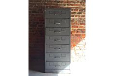 Fabulous Industrial Filing Cabinet Storage Cabinet | Vinterior London  #industrial #cabinet #design