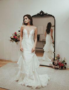Tendance Robe du mariée 2017/2018  Sarah Seven Collection