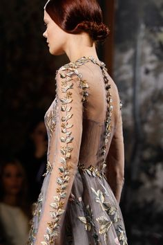 Valentino | Spring 2014 Couture                                                                                                                                                                                 More