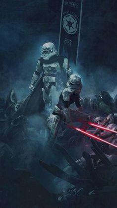 Vader's 501st Legion