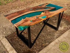 Dumbfounding Cool Tips: Dining Furniture Modern Farmhouse Table painted dining furniture.Dining Furniture Ideas Built Ins dining furniture modern eames chairs. Resin Table, Wood Table, A Table, Tree Table, Outdoor Dining Furniture, Living Furniture, Log Furniture, Distressed Furniture, Furniture Design