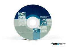 CD-ROM de 8 cm, fabricado para a BAVIERA.