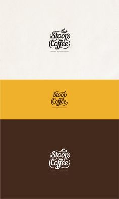 Logo for Stoop coffee