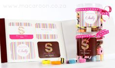 Spruce up your gifts - any container and packaging can be beautified with a Macaroon colourful Spring Monogram sticker; personalised with your family's names http://www.macaroon.co/macaroon/content/en/macaroon/gift-labels?oid=1642&sn=Detail&pid=135348&Spring-Monogram---Landscape